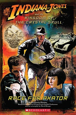 Image for Race for Akator (Indiana Jones and the Kingdom of the Crystal Skull)