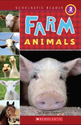 Image for Scholastic Reader Level 2: Farm Animals