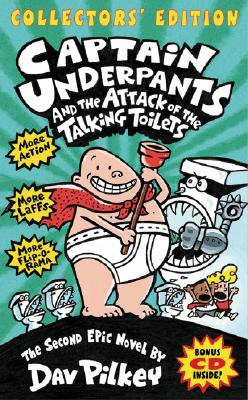 Image for Captain Underpants and the Attack of the Talking Toilets