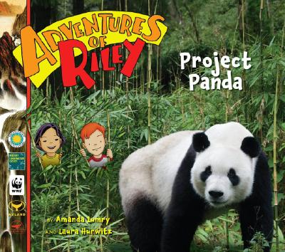 Adventures of Riley #2: Project Panda, Amanda Lumry, Laura Hurwitz