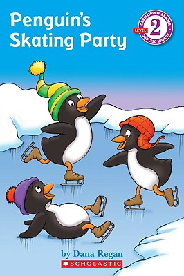 Image for Penguin's Skating Party (Developing Reader Level 2)