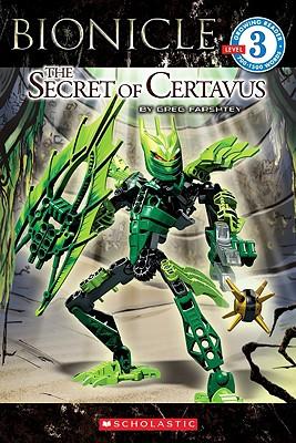 Image for The Secret of Certavus (Bionicle Growing Reader, Level 3)