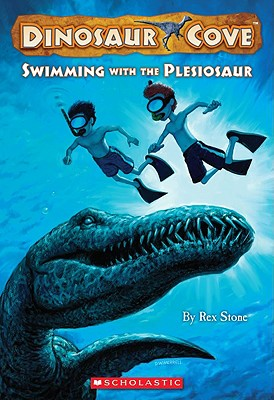 Image for Swimming with the Plesiosaur (Dinosaur Cove)