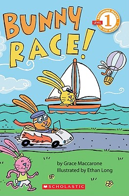 Image for Bunny Race! (Scholastic Reader Level 1)