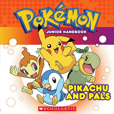 Image for Pokemon: Pikachu and Pals Junior Handbook: Pikachu and Pals Jr. Handbook