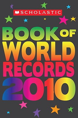 Image for Scholastic Book Of World Records 2010