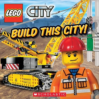 Image for Build This City! (LEGO City)