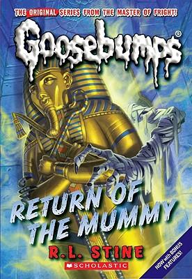 Return of the Mummy, Stine, R. L.