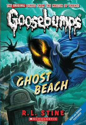 Image for Ghost Beach (Classic Goosebumps #15)
