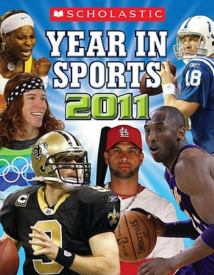 Image for Scholastic Year In Sports 2011