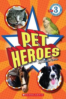 PET HEROES, Corse, Nicole