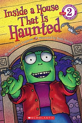 Image for Scholastic Reader Level 2: Inside a House That is Haunted