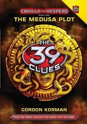 39 CLUES 1 THE MEDUSA PLOT, GORDON KORMAN