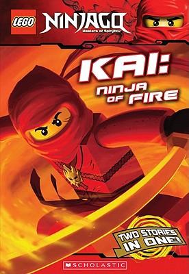 Image for LEGO Ninjago Chapter Book: Kai, Ninja of Fire