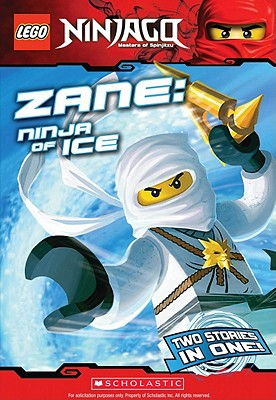 Image for Zane, Ninja of Ice (LEGO Ninjago: Chapter Book)