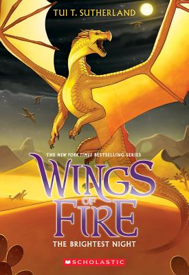 Wings of Fire Book Five: The Brightest Night, Tui T. Sutherland