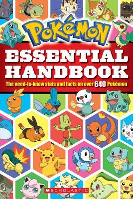 Image for Pokemon: Essential Handbook