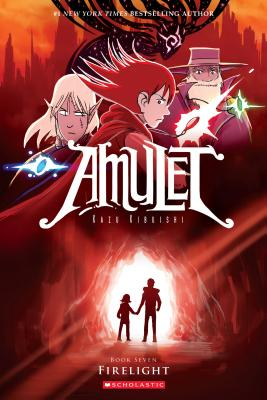 Image for Firelight (Amulet #7)