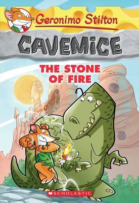 Image for Geronimo Stilton Cavemice #1: The Stone of Fire