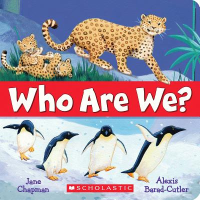 Image for Who Are We?: An Animal Guessing Game