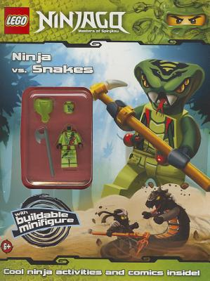 Image for Lego Ninjago: Ninja Vs. Snakes