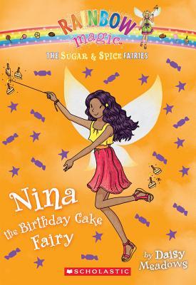 Image for Nina The Birthday Cake Fairy