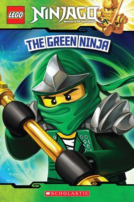 Image for The Green Ninja (LEGO Ninjago: Reader)
