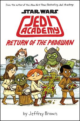 Image for Star Wars: Jedi Academy, Return of the Padawan (Book 2)