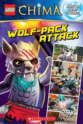 Image for Wolf Pack Attack (Chima)