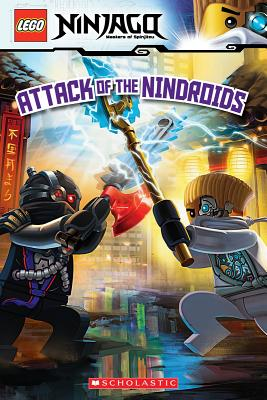 Image for Attack of the Nindroids (Ninjago)