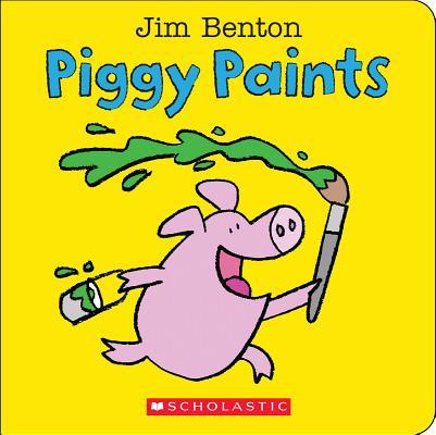 Image for Piggy Paints