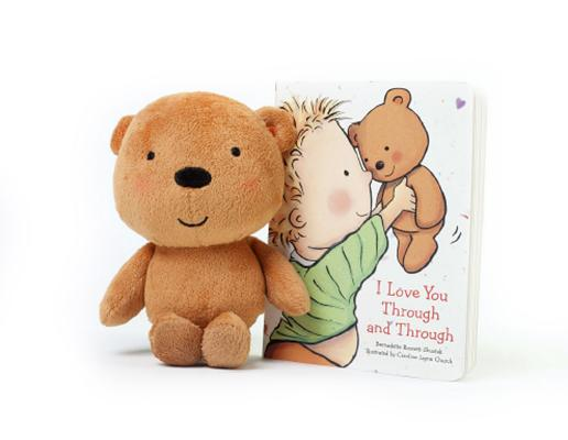 Image for I Love You through and Through Board Book and Plush