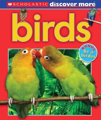 Image for Scholastic Discover More: Birds