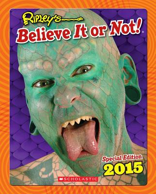 Image for Ripley's Believe it or Not! 2015