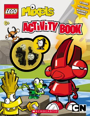 Image for LEGO Mixels: Activity Book With Figure