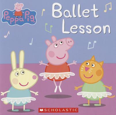 Image for Ballet Lesson (Peppa Pig)