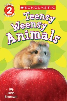 Image for Teensy Weensy Animals