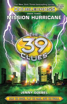 Image for Mission Hurricane (The 39 Clues: Doublecross, Book 3)
