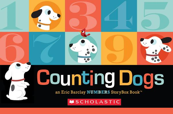 Image for Counting Dogs (Numbers Storybox Book)