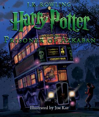 Image for Harry Potter and the Prisoner of Azkaban: The Illustrated Edition (Harry Potter, Book 3)