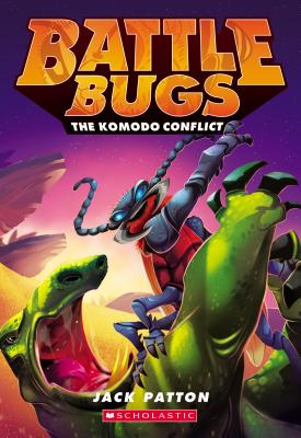 Image for The Komodo Conflict (Battle Bugs #6)