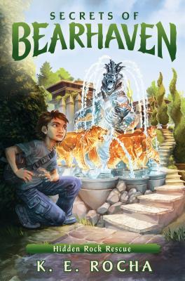 Hidden Rock Rescue (Secrets of Bearhaven #3), Rocha, K.E.