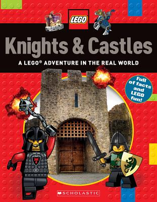 Image for Knights & Castles (LEGO Nonfiction): A LEGO Adventure in the Real World