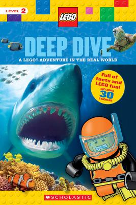 Image for LEGO Nonfiction): Deep dive -  A LEGO Adventure in the Real World, level 2