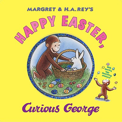 Image for Happy Easter, Curious George