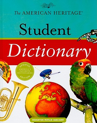 Image for The American Heritage Student Dictionary