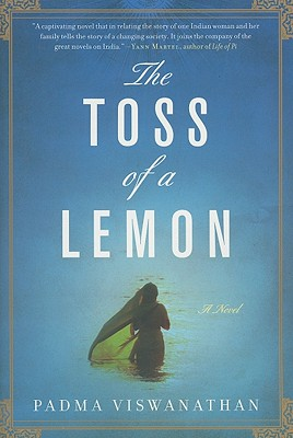 "Toss of a Lemon, ""Viswanathan, Padma"""