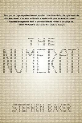 NUMERATI, THE, BAKER, STEPHEN