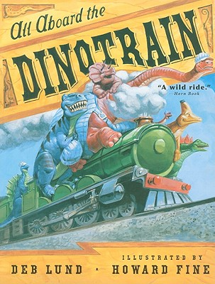 Image for All Aboard the Dinotrain