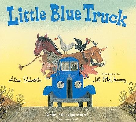 """Little Blue Truck Board Book, """"Schertle, Alice"""""""